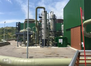 Costruzione e montaggio nuovo impianto amis centrale geotermica enel piancastagnaio
