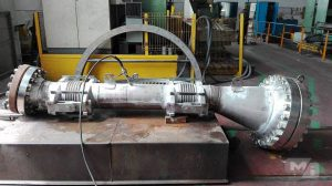 Stainless steel tubing for combustion air